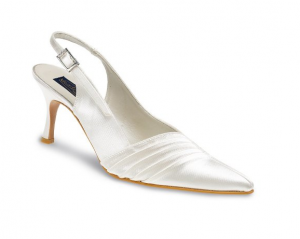 Emma Wedding Shoes - Meadows